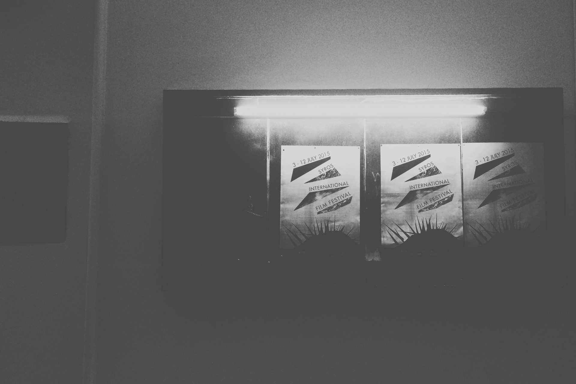 SIFF 2015 Poster [Photo by SIFF team – Processed with VSCOcam with b5 preset]