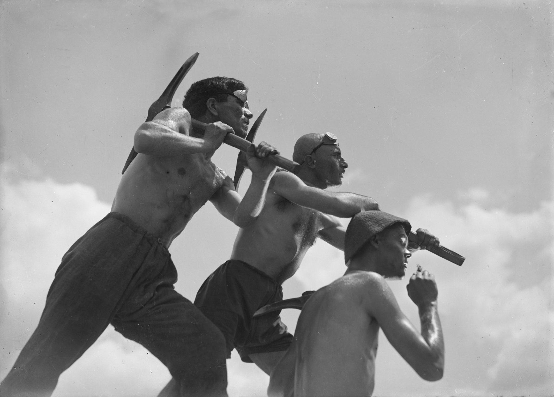 Salt For Svanetia (1930) dir Mikheil Kalatozishvili